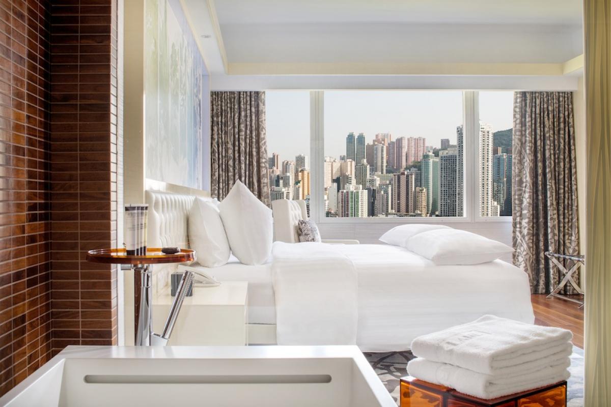 Park lane Hong Kong, Pullman Hotel, Accor Hotel, 5 star hotel, causeway hotel