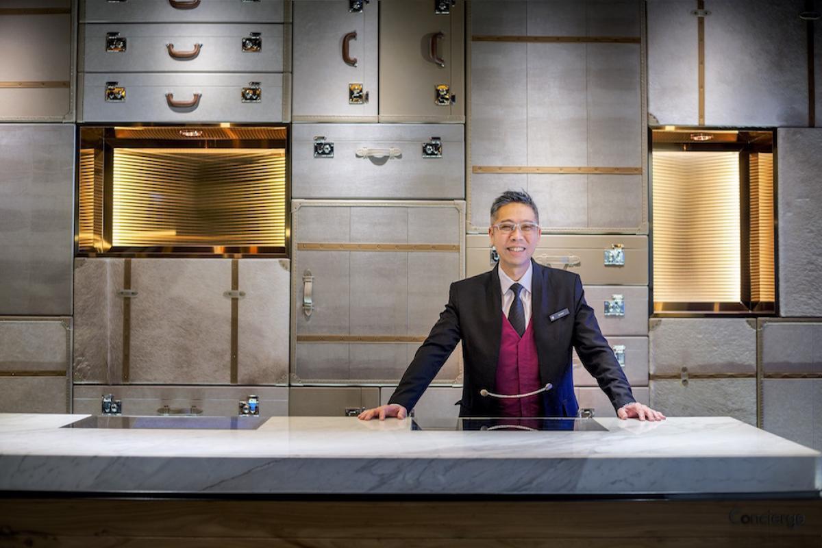 Park Lane Pullman Hong Kong Causeway Bay Luxury Hotel Accor Concierge