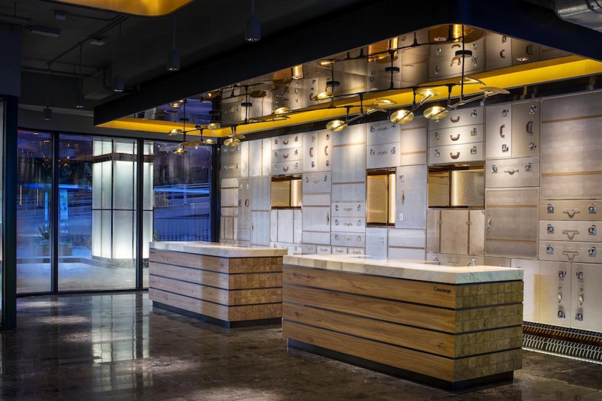 Park Lane Pullman Hong Kong Causeway Bay Luxury Accor Hotel