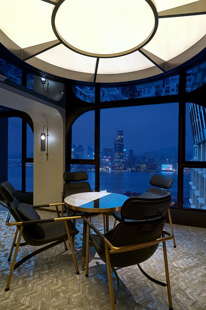 Park Lane Pullman Hotel Hong Kong Executive Floor