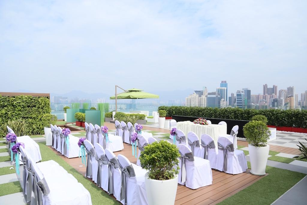 outdoor wedding hong kong