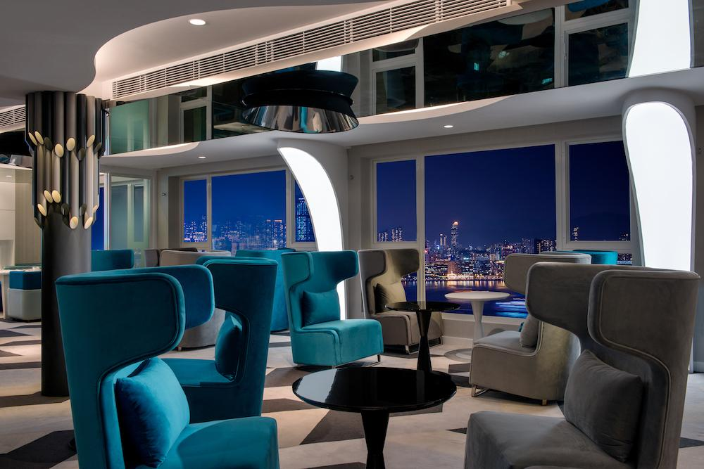 executive lounge harbour view hong kong