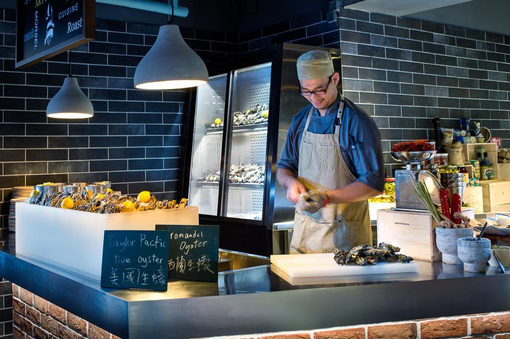 buffet hong kong oyster