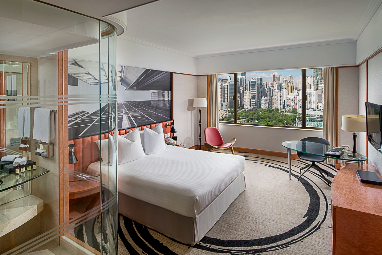 Deluxe Room Park Lane Hong Kong