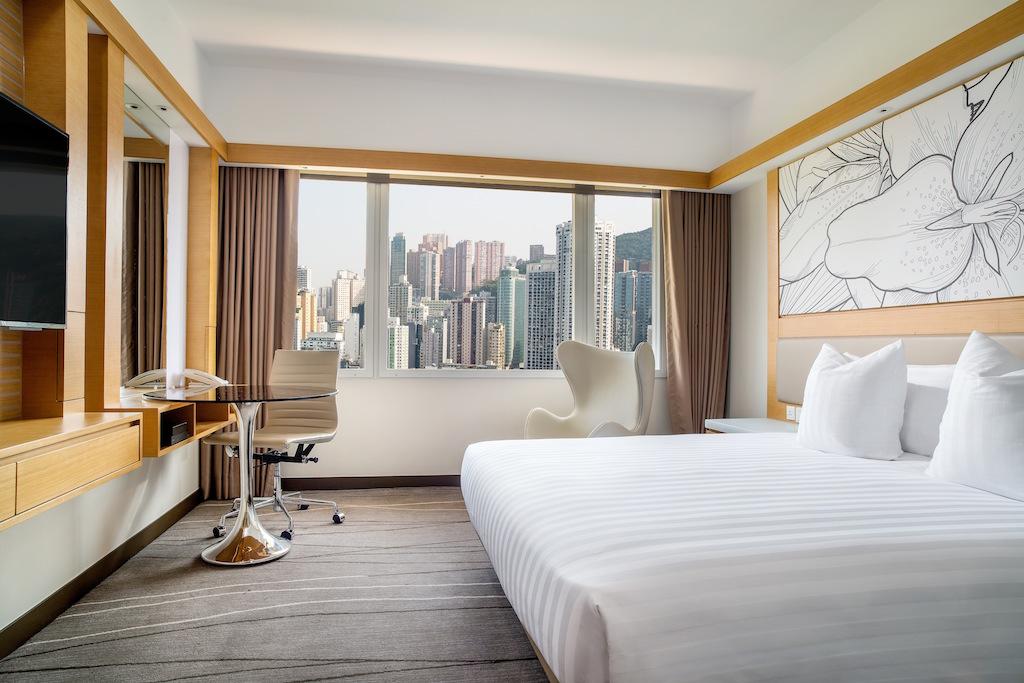 Victoria Harbour, Hong Kong, Causeway Bay, Park Lane Hong Kong, Pullman Hotel, 5 star hotel