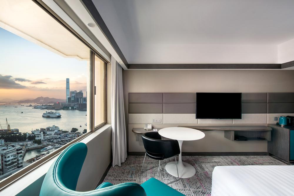 The Park Lane Hong Kong, a Pullman Hotel upgrade