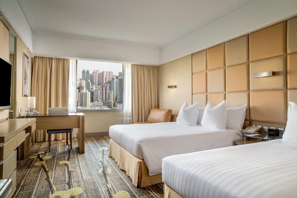 Premium Family Room Family Room Park Lane Hong Kong a Pullman Hotel