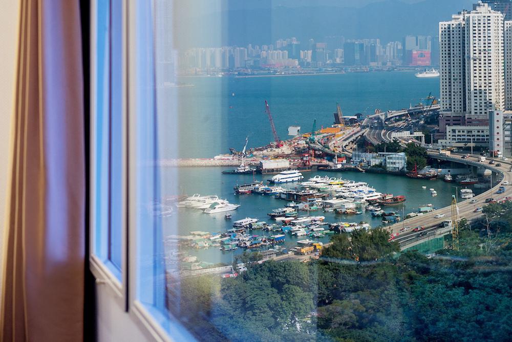 Park Lane Hong Kong Premium Deluxe Room