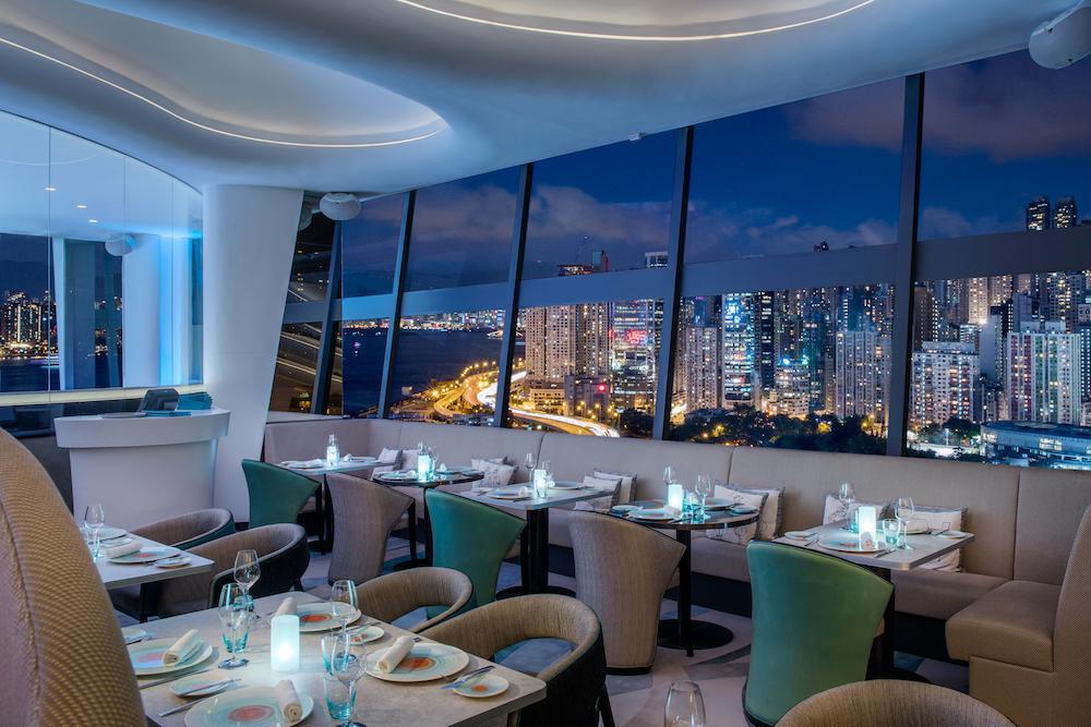 skye restaurant hong kong