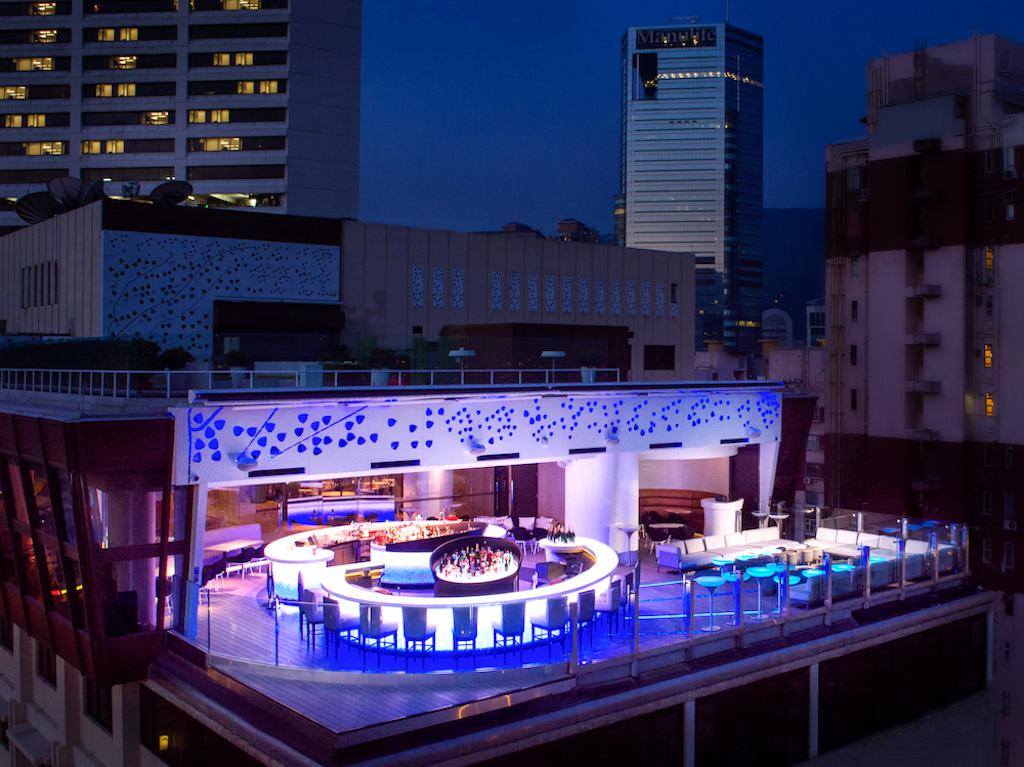 Skye Rooftop Bar And Restaurant